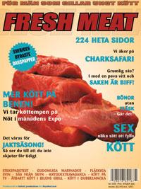 Fresh Meat framsida