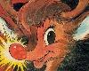 Klicka för att läsa 'Rudolf med röda mulen'